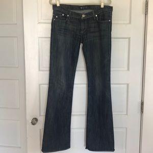 Rock & Republic bootcut jeans, 30
